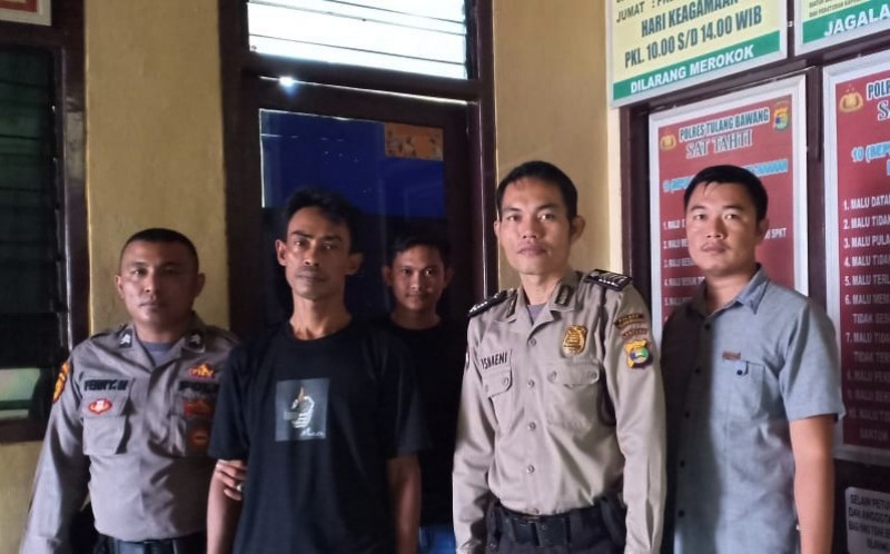 Cabuli Anak Dibawah Umur, Petani Asal Pagardewa Diringkus Polisi