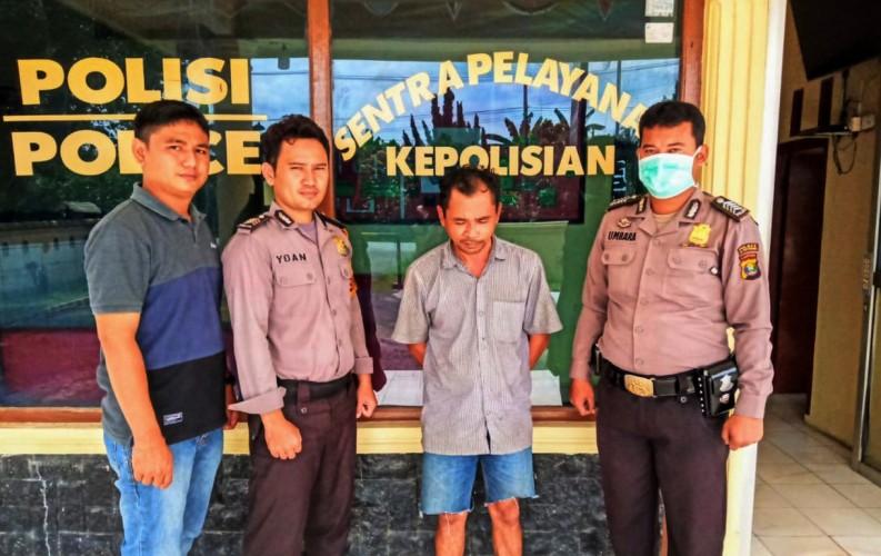 Cabuli Anak Dibawah Umur, Petani Asal Balamjaya Dibekuk Polisi