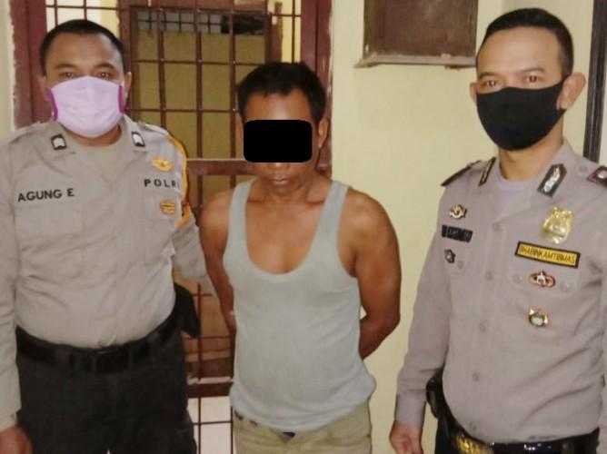 Pria di Rawajitu Ditangkap karena Mencabuli Anak Tiri