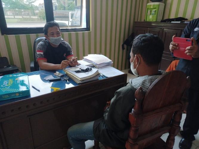 Cabuli Bocah 7 Tahun, Buruh Tani di Sekampung Udik Ditangkap