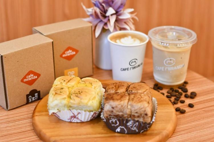 Cafe Miranda Tawarkan Promo Menarik, Menu Sudah Bisa Dipesan Via GoFood dan Grab Food