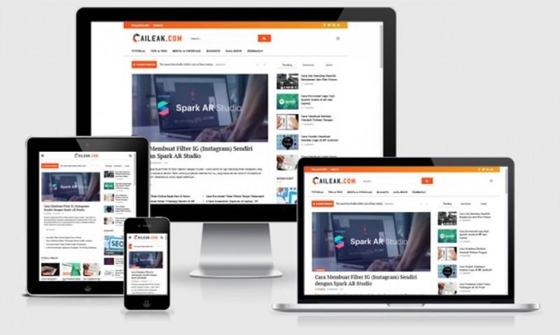 Caileak.com: Situs Kumpulan Cara dan Tutorial Anti-Mainstream
