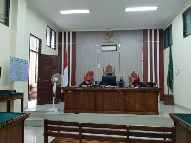 Calo Judi Online Dituntut Hukuman Penjara 2 Tahun