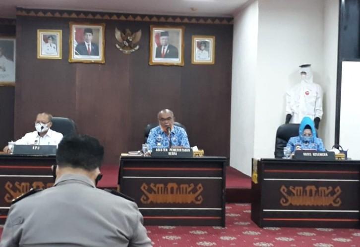 Calon Kepala Daerah Diminta Jadi Contoh Baik Penerapan Protokol Kesehatan