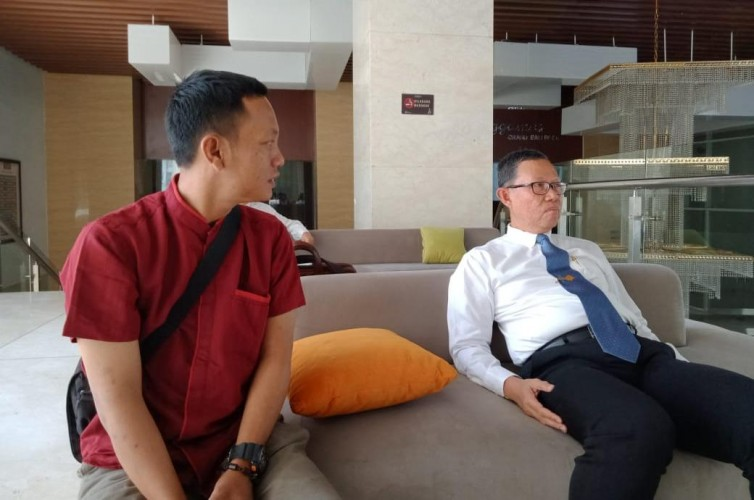 Calon Sekprov Lampung Adu Ide Lewat Tulisan