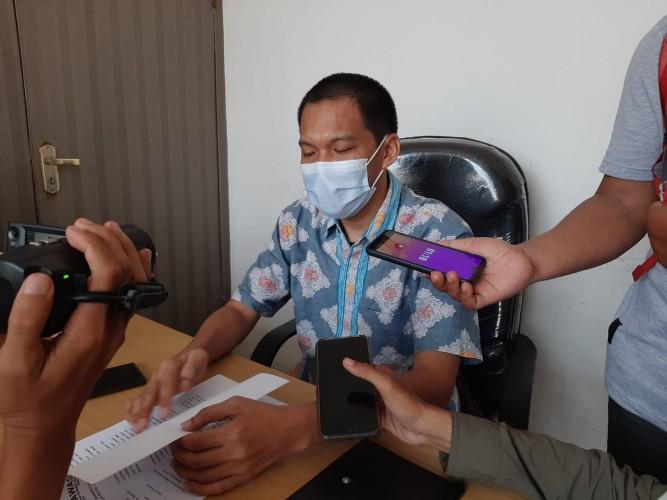 Calon Wakil Walkot Bandar Lampung Johan Sulaiman Kembali Mangkir dari Panggilan Bawaslu