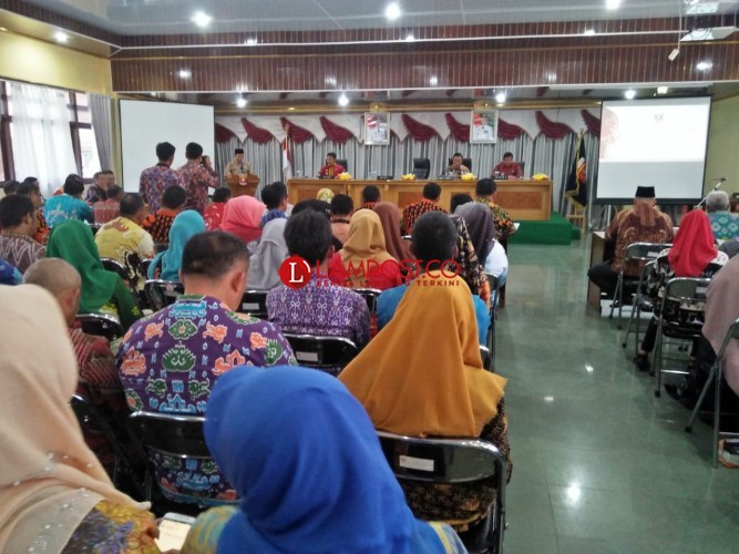 Camat Diminta Dampingi Peratin Kelola Program Dana Desa