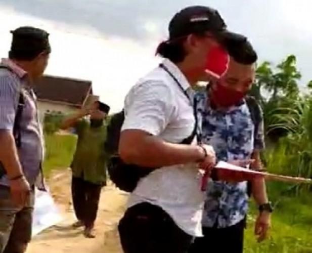 Camat Tidak Mengetahui Kasus Penipuan Jual Beli Tanah di Sukaramebaru