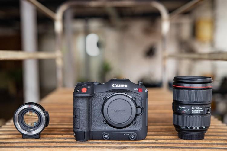 Canon Hadirkan EOS C70, Kamera Sinema Pertama dengan Mount RF