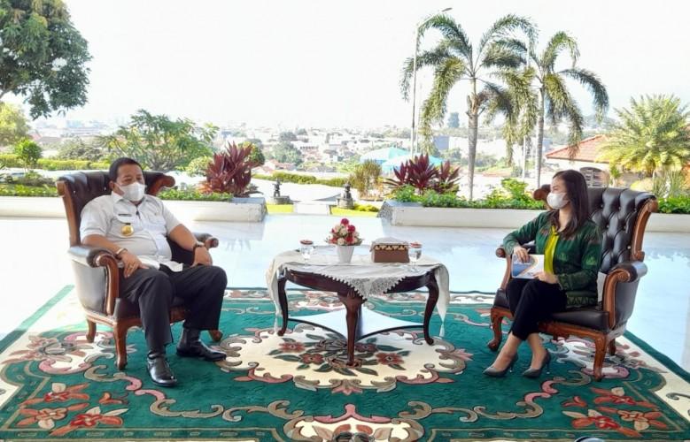 Kerja Positif Arinal-Nunik di Lampung