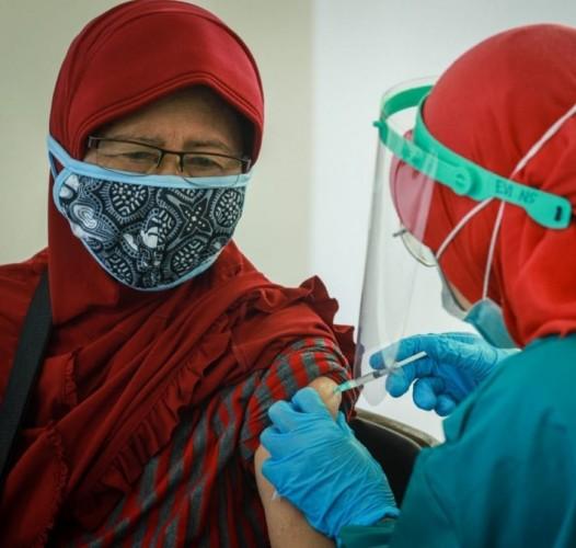 Vaksinasi di Lamtim Masih Rendah