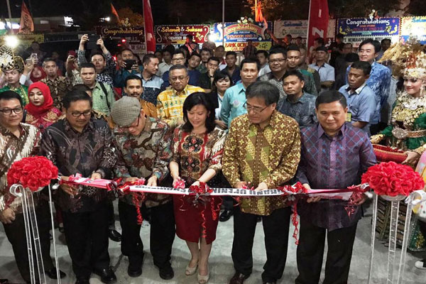 Hino Tingkatkan Fasilitas Diler di Gorontalo