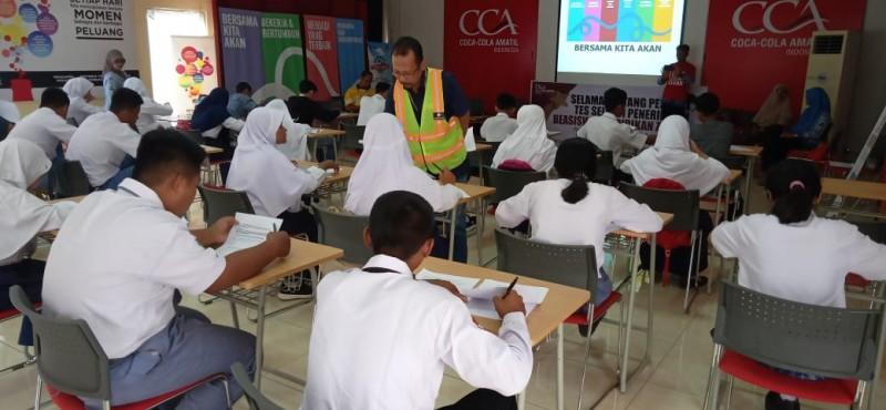 CCAI Lampung Seleksi Calon Penerima Beasiswa Pendidikan