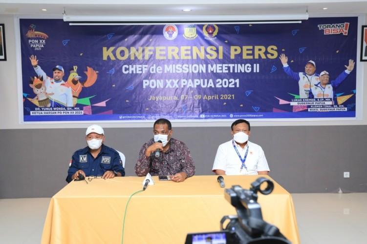 CdM Meeting II PON Tanpa NTT