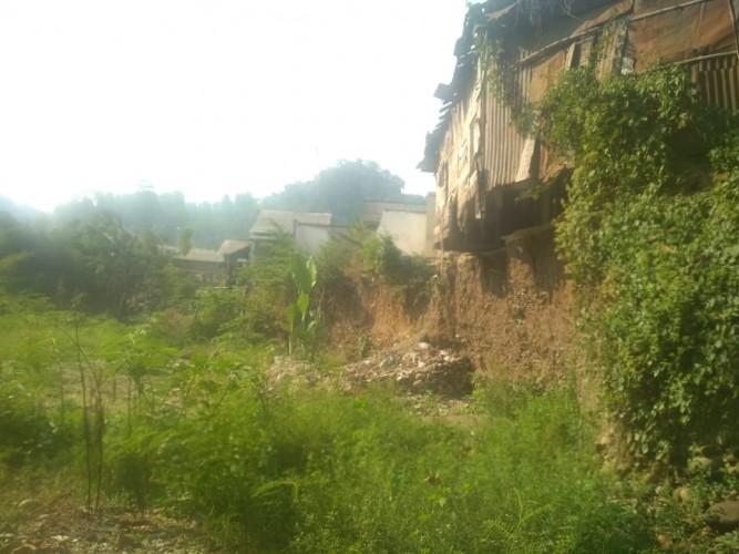 Cegah Ambrol, Walikota Janji Pasang Talud Tahun Depan