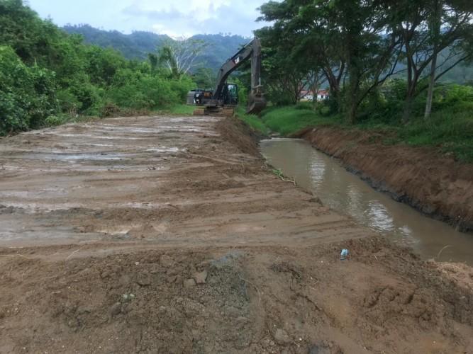 Cegah Banjir, Brigif 4 Marinir Normalisasi Sungai