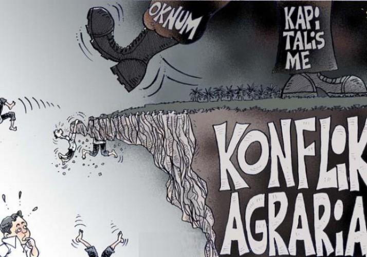 Cegah Konflik Agraria