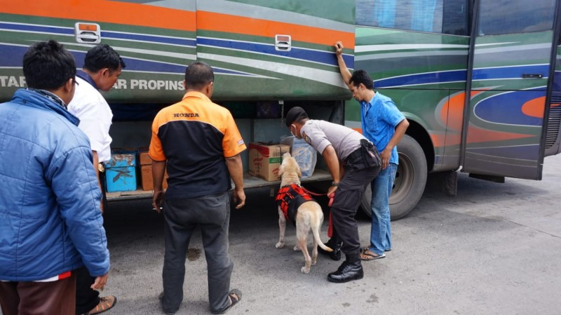 Cegah Narkoba, Pelabuhan Bakauheni Terapkan Seaport Interdiction