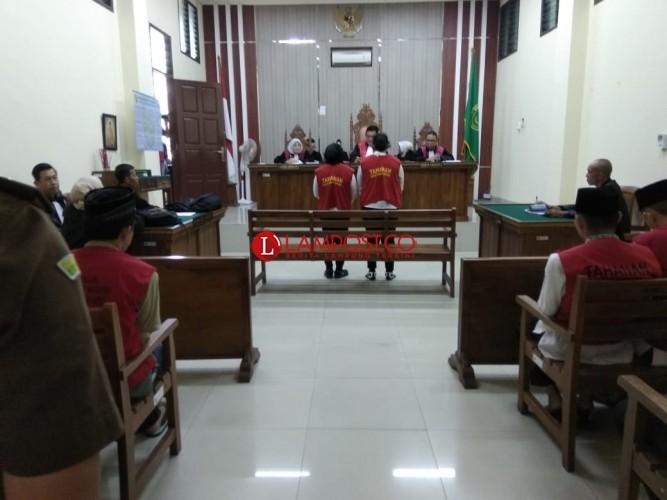 Cekcok Soal Air, Ibu dan Anak Dituntut 18 Bulan Penjara