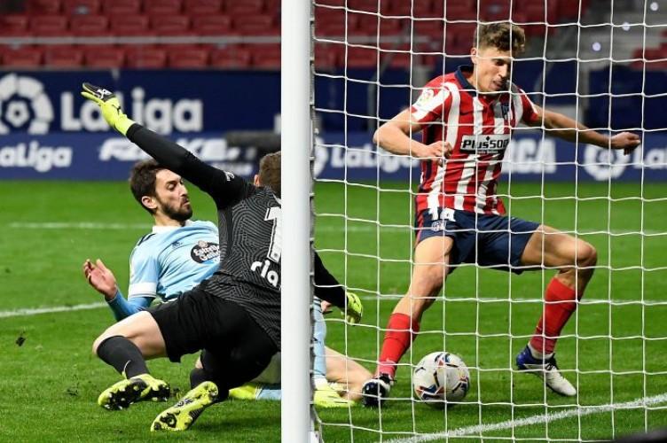 Celta Vigo Hentikan Rentetan Kemenangan Atletico Madrid