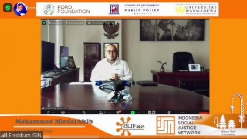 CEO Media Group Optimistis Indonesia Nikmati Siklus 20 Tahunan