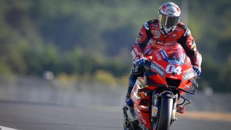 Cerita Dovizioso Dibuang Gara-gara Kedatangan Rossi