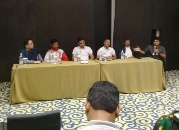 Charity Game Tsunami Selat Sunda Jadi Persiapan Serius Persija