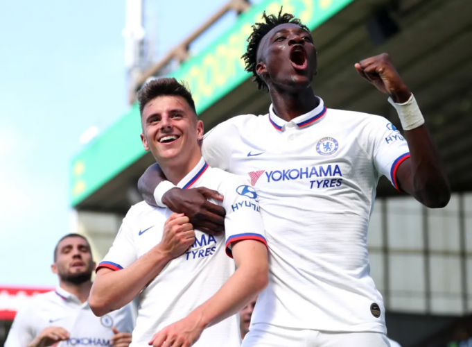 Chelsea Akhirnya Raih Kemenangan Perdana