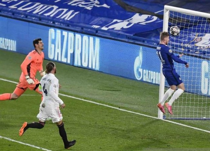 Chelsea Tantang City di Final Liga Champions