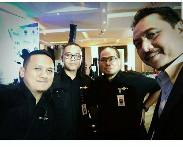 Chief IT Officer Media Group News Sosok Hangat di Kalangan Sahabat