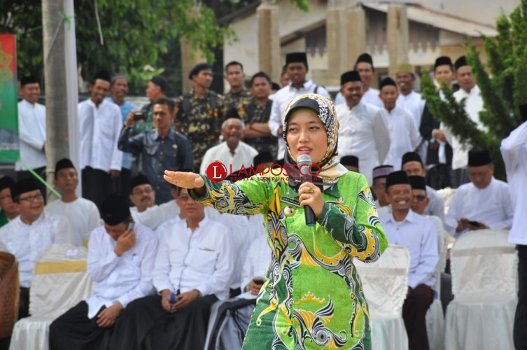 Chusnunia Sebut HSN Merupakan Tonggak Patriotisme Kaum Santri