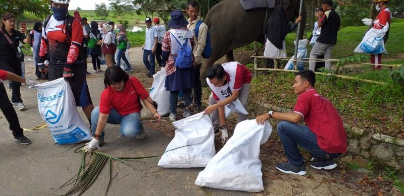 City Clean Up CCAI Upaya Pelestarian Way Kambas