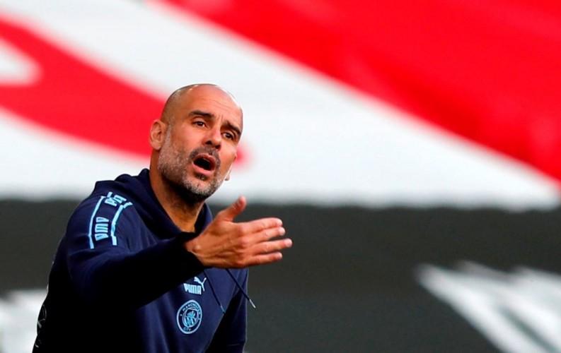 City Keok Lagi, Guardiola Catat Hasil Terburuk Sepanjang Karier