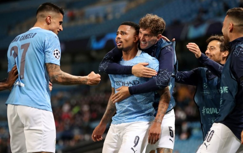 City Lolos ke Perempat Final Liga Champions