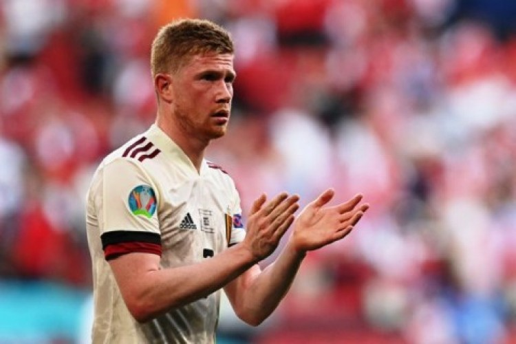 Comeback, Belgia Menang 2-1 Atas Denmark