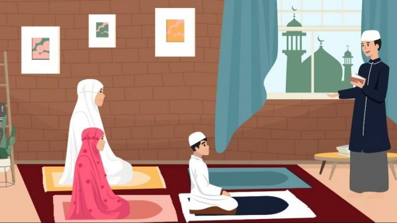 Contoh Khotbah Iduladha di Rumah bersama Keluarga
