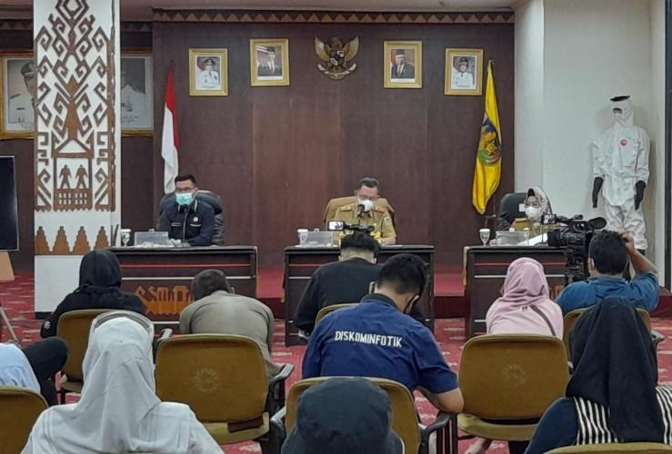 Covid Terus Meningkat, Lockdown Belum Jadi Pilihan di Lampung