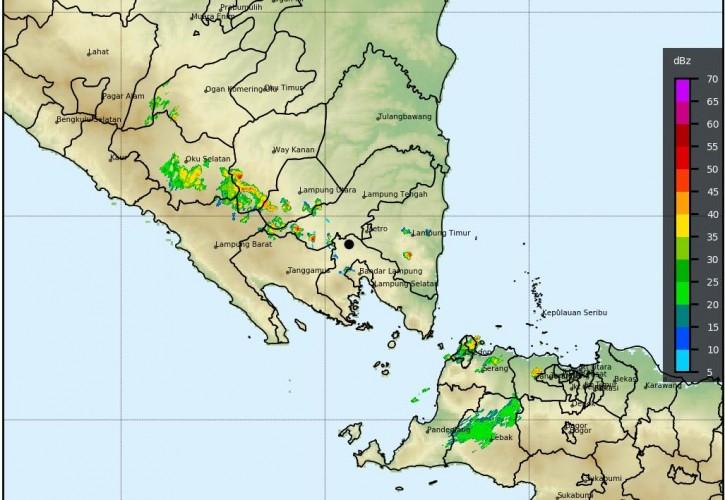Cuaca Buruk Ancam 10 Wilayah di Lampung
