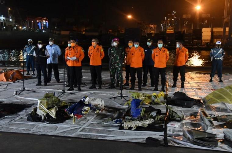 Cuaca Buruk, Total 141 Kantong Jenazah Telah Dievakuasi