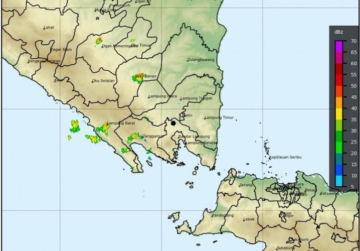 Cuaca Lampung Tiga Hari ke Depan Diprediksi Cerah