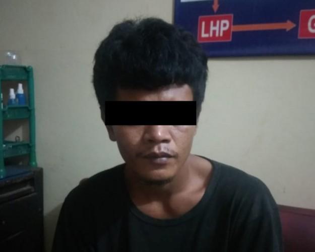 Curi Getah Karet, Pemuda Asal Lampung Utara Ditangkap Polisi