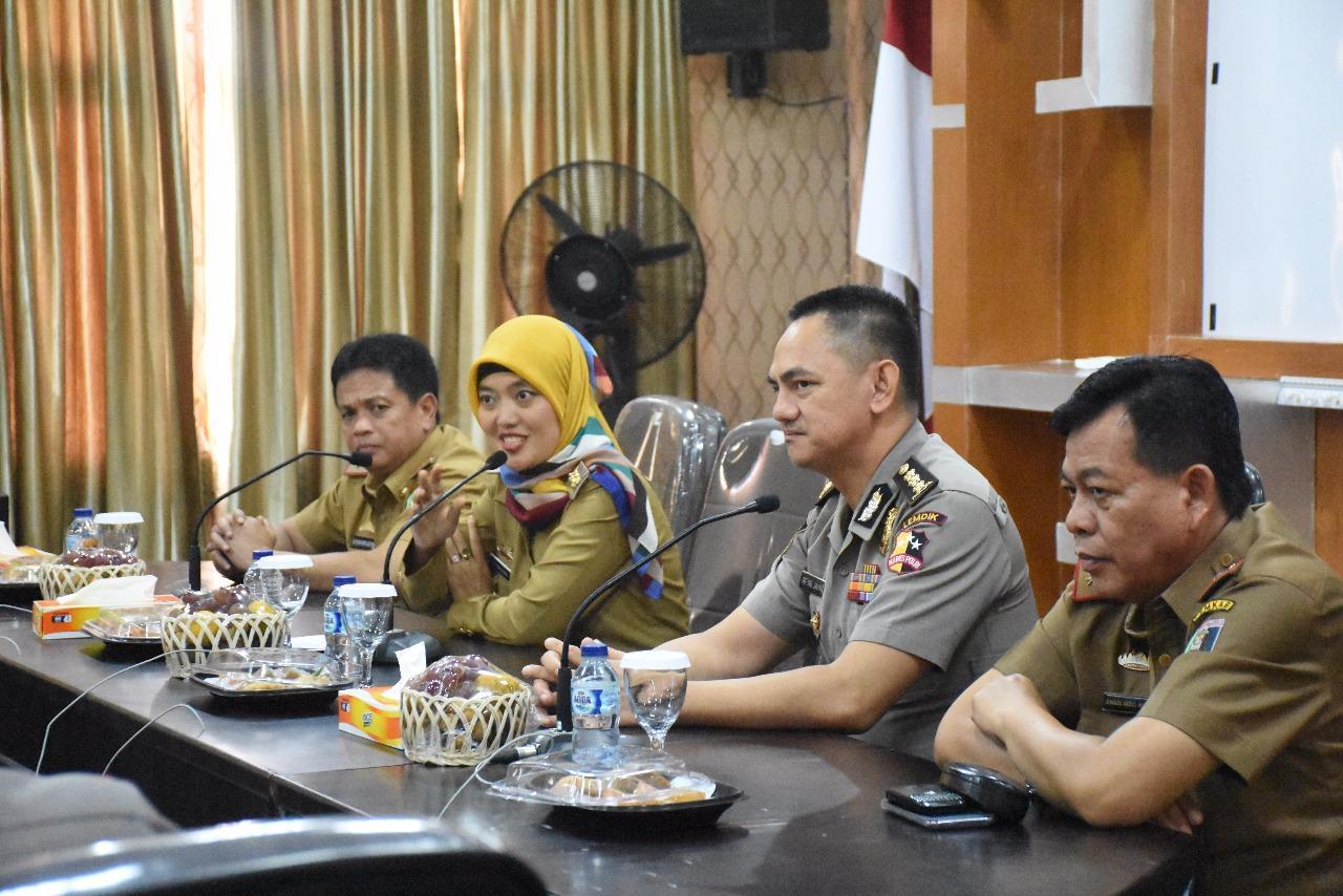Nunik Sambut Kunjungan Mahasiswa STIK Angkatan Ke-72