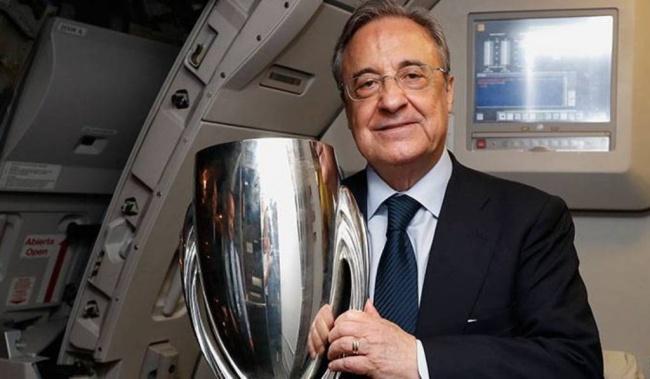Presiden Madrid Tegaskan Takkan Jual Gareth Bale