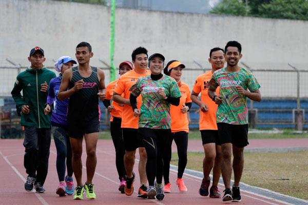 Lari Bukan Sekadar Gaya Hidup