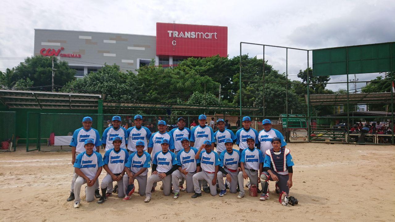15 Atlet Bisbol Lampung Ikuti Tes Event Seleksi Tahap II Asian Games
