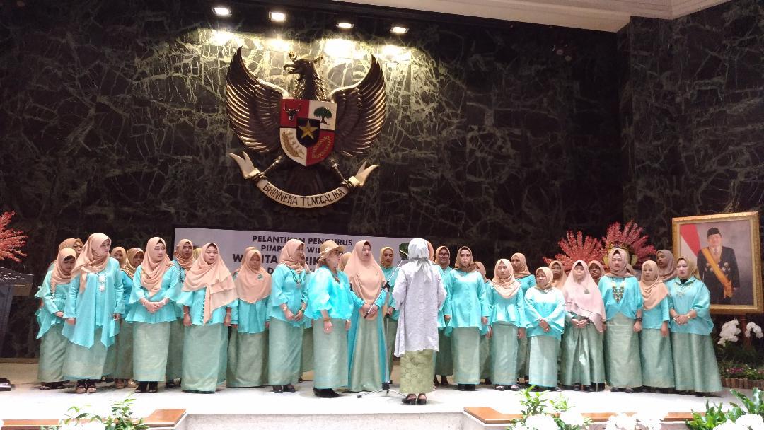 Nidalia Djohansyah Makki, Dilantik Jadi Ketua Wanita Syarikat Islam DKI