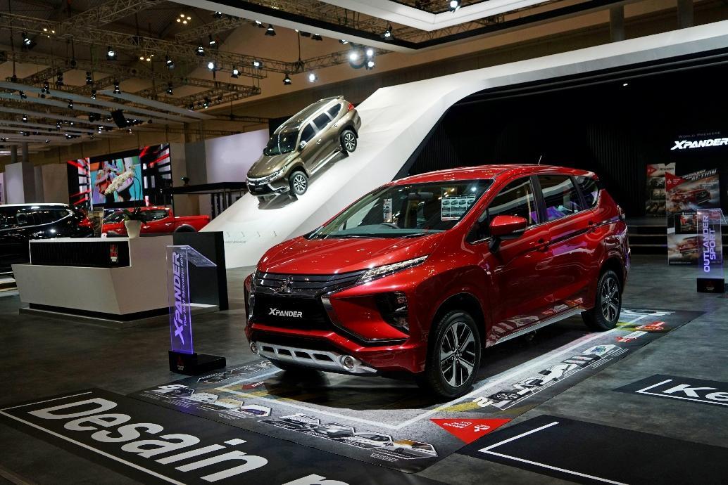 Mitsubishi Ramaikan Ajang POS 2017