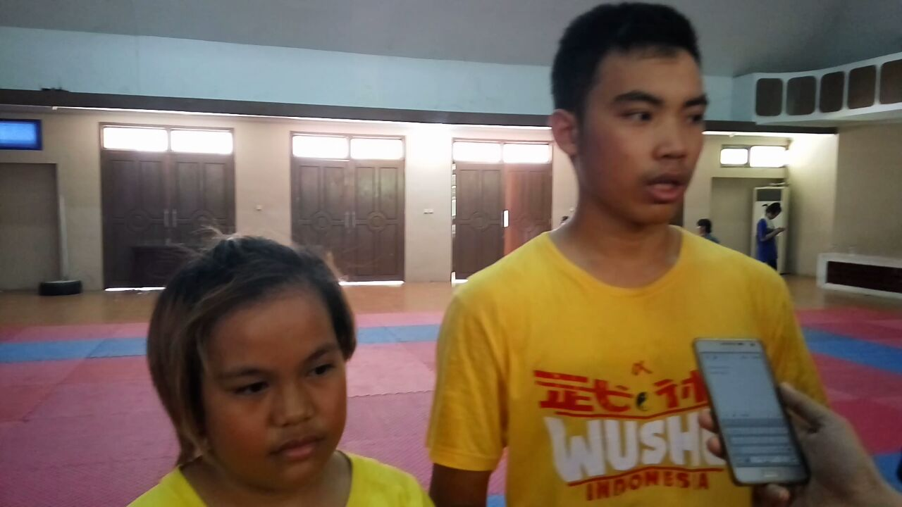 Atlet Wushu dapat Pengalaman Baru di TC Wushu