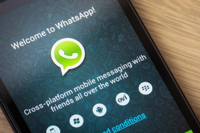 Konten GIF di WhatsApp Tak Bisa Diakses