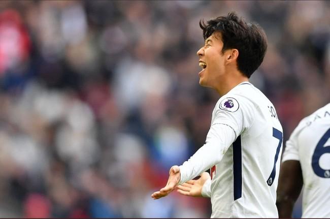 Gol Son Heung-Min Pastikan Tiga Poin Tottenham